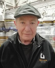 DAVE BEAUMONT, Drayman at Abbeydale Brewery
