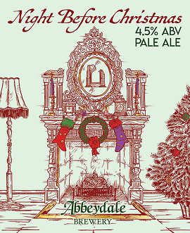 Night Before Christmas 4.5%%