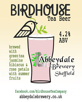 Birdhouse Tea Beer 4.2%%