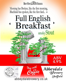Full English Breakfast Stout 4.9%%