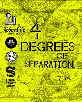 4 Degrees Of Separation 7.0%%