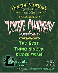 Dr Morton's Zombie Chainsaw 4.1%