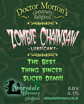 Dr Morton's Zombie Chainsaw 4.1%%