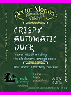 Dr Morton's Crispy Automatic Duck 4.1%%