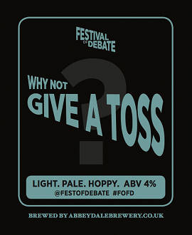 Why Not Give A Toss? 4.0%%