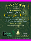 Dr Morton's Djinn Jar Beer 4.2%%