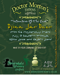 Dr Morton's Djinn Jar Beer 4.2%
