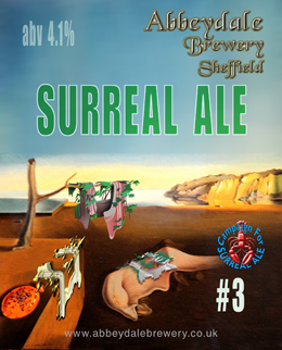 Surreal Ale #3 4.1%%