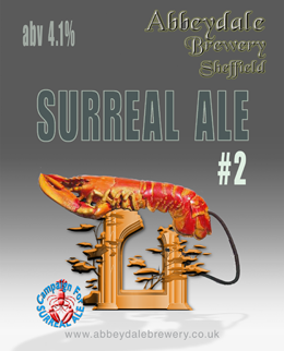 Surreal Ale #2 4.1%%
