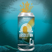 Absolution - now in can! Image
