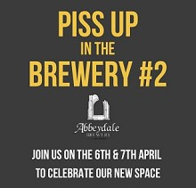 PISS UP IN THE BREWERY #2! Image