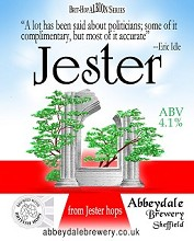 Jester - A new breed of English hop Image