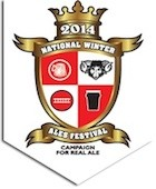 National Winter Ales Festival 2014 Image