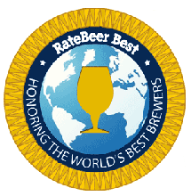 Ratebeer - Best brewery in South Yorkshire 2016! Image