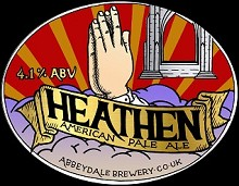 Introducing Heathen American Pale Ale Image