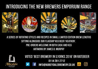 Brewers Emporium launch night! Image