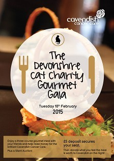 The Devonshire Cat Charity Gourmet Gala Image