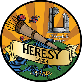Heresy Lager Image