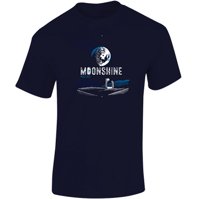 Moonshine T Shirt