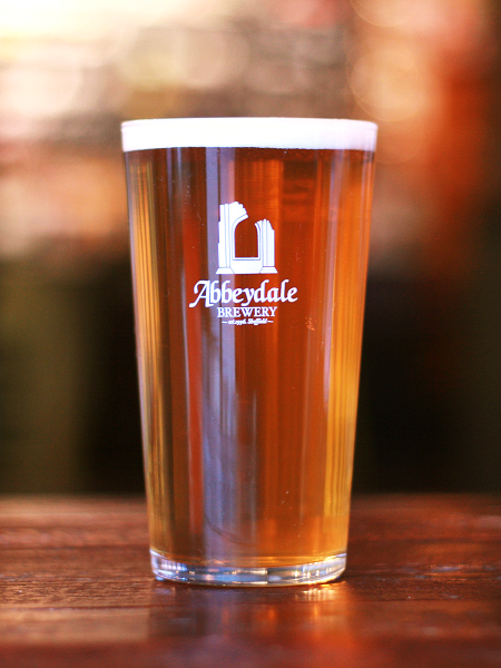 Abbeydale Pint Glass