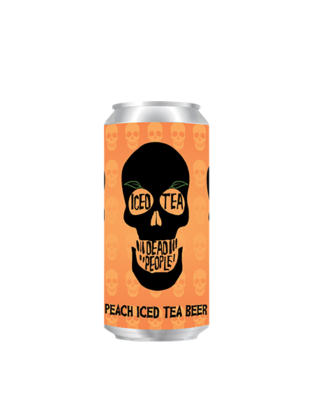 Iced Tea Dead People - 4.6%