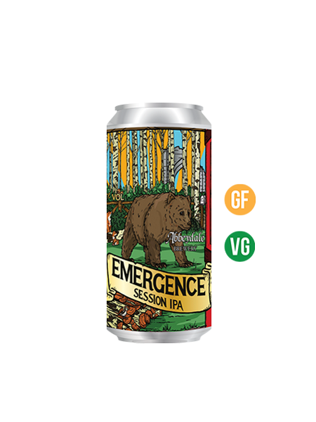 Emergence Session IPA - 4.5%