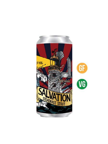 Salvation Stout - 4.8%