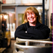DAWN MILTON, Accounts at Abbeydale Brewery