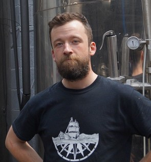 Scott Murray, Brewery Operative at Abbeydale Brewery