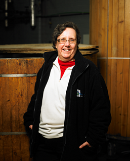 SUE MORTON, Director at Abbeydale Brewery